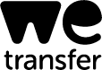 WE Transfer logo